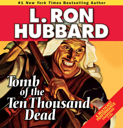 Tomb of the Ten Thousand Dead audiobook