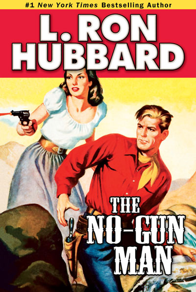 The No-Gun Man trade paperback