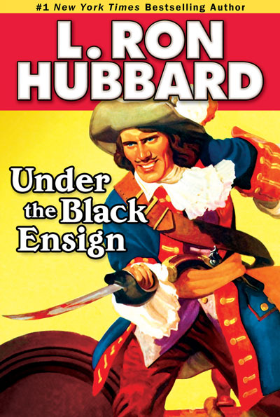 Under the Black Ensign trade paperback