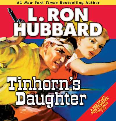 Tinhorn's Daughter audiobook