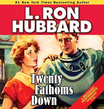 Twenty Fathoms Down audiobook