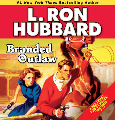 Branded Outlaw audiobook