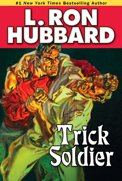 Trick Soldier trade paperback