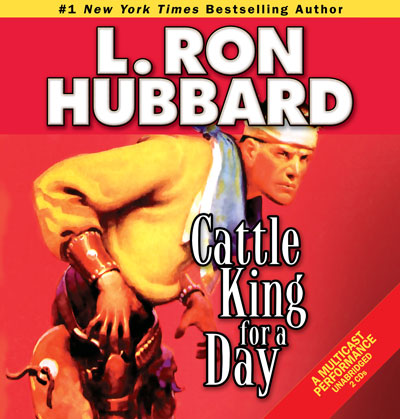 Cattle King for a Day audiobook