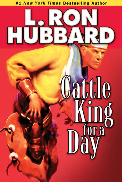 Cattle King for a Day trade paperback