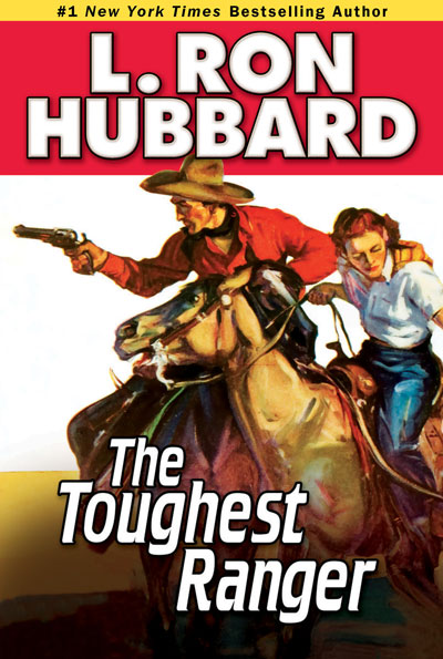 The Toughest Ranger trade paperback