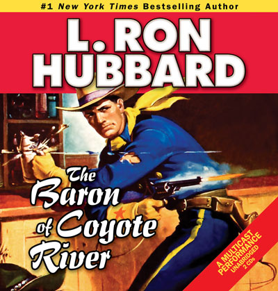 The Baron of Coyote River audiobook