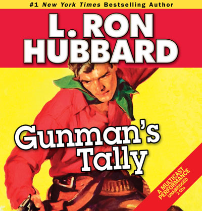Gunman's Tally audiobook
