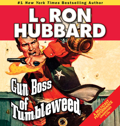 Gun Boss of Tumbleweed audiobook