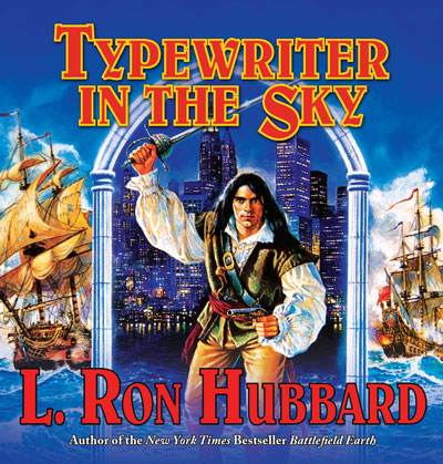 Typewriter in the Sky audiobook