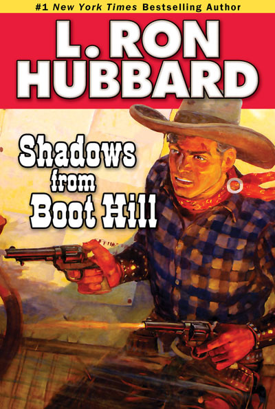 Shadows from Boot Hill trade paperback