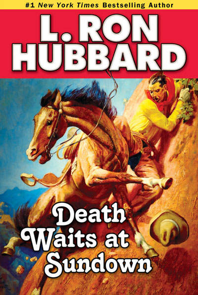 Death Waits at Sundown trade paperback