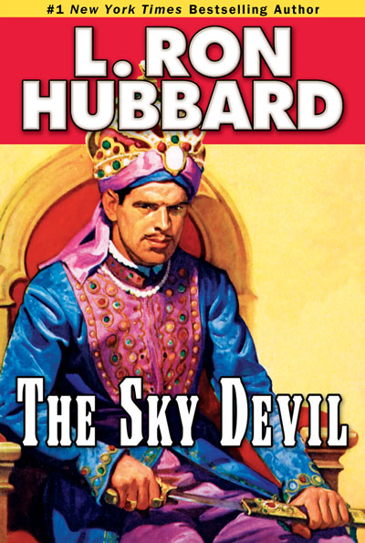 The Sky Devil trade paperback