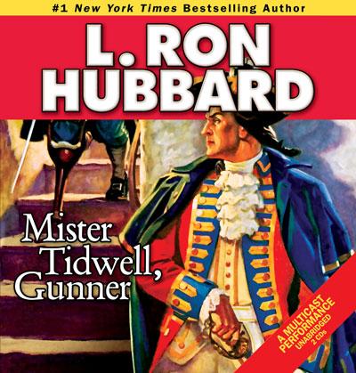 Mister Tidwell, Gunner audiobook