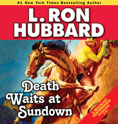 Death Waits at Sundown audiobook