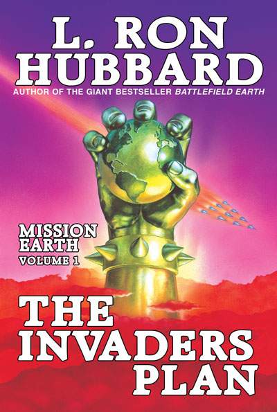 Invaders Plan: Mission Earth Volume 1 trade paperback