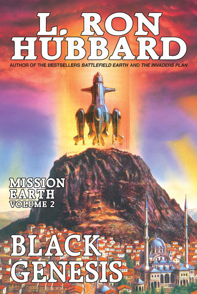 Black Genesis: Mission Earth Volume 2 trade paperback