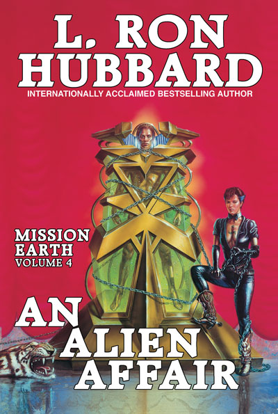 An Alien Affair: Mission Earth Volume 4 trade paperback