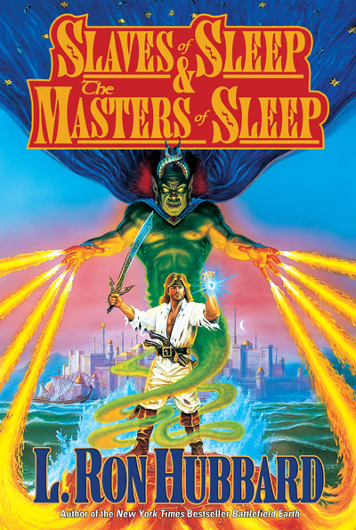 Slaves of Sleep & the Masters of Sleep trade paperback