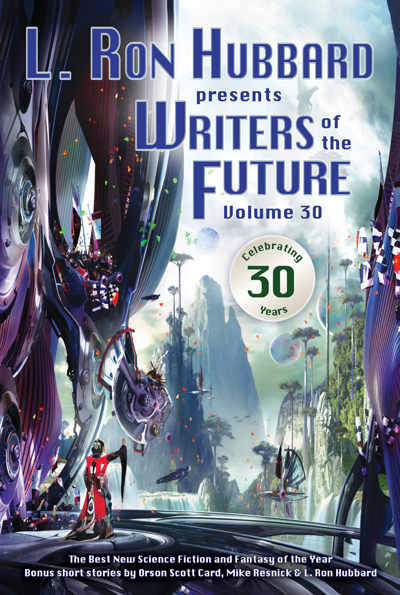 Writers of the Future Volume 30 trade paperback