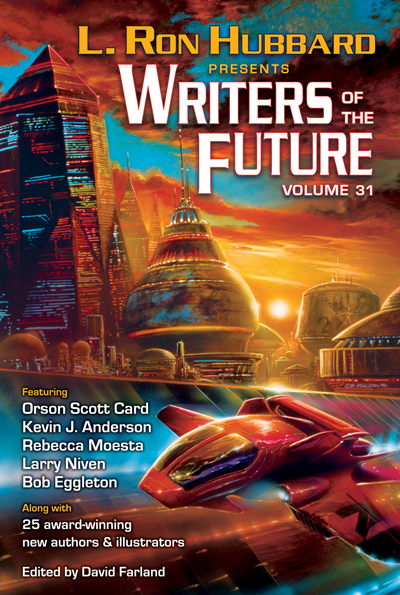 iters of the Future Volume 31 trade paperback