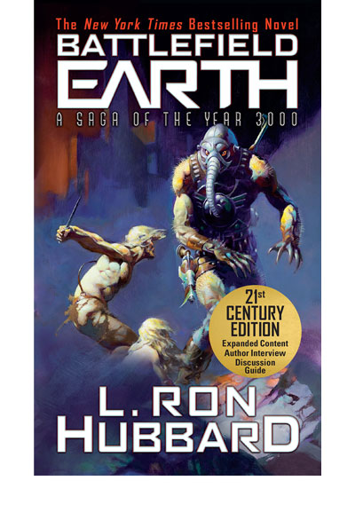 Battlefield Earth mass market paperback