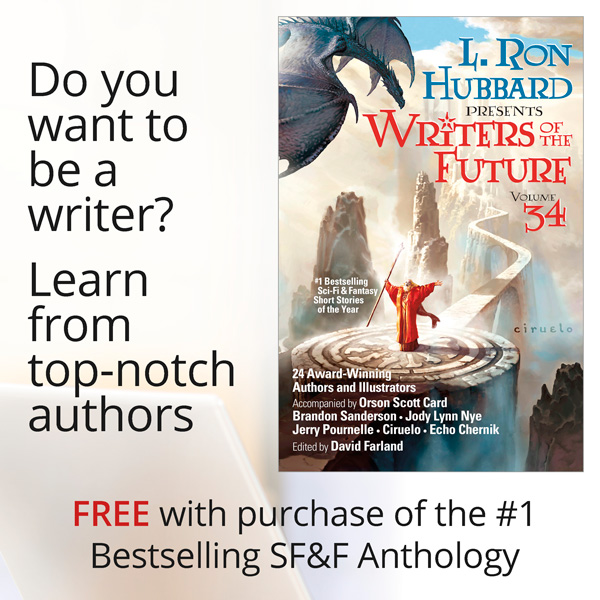 Free with purchase of the #1 Bestselling SF&F Anthology