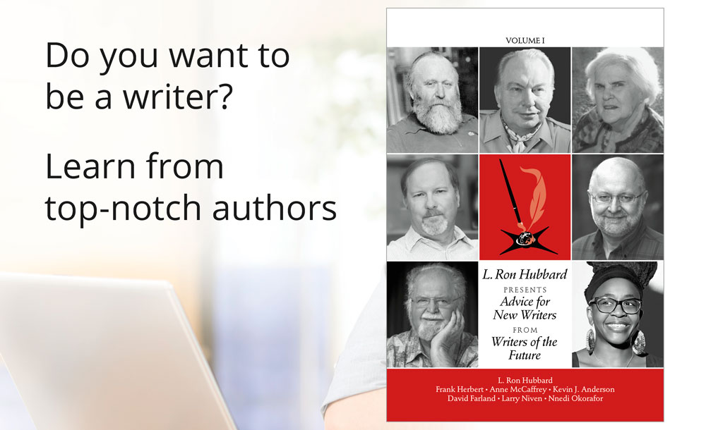 Learn from top-notch authors