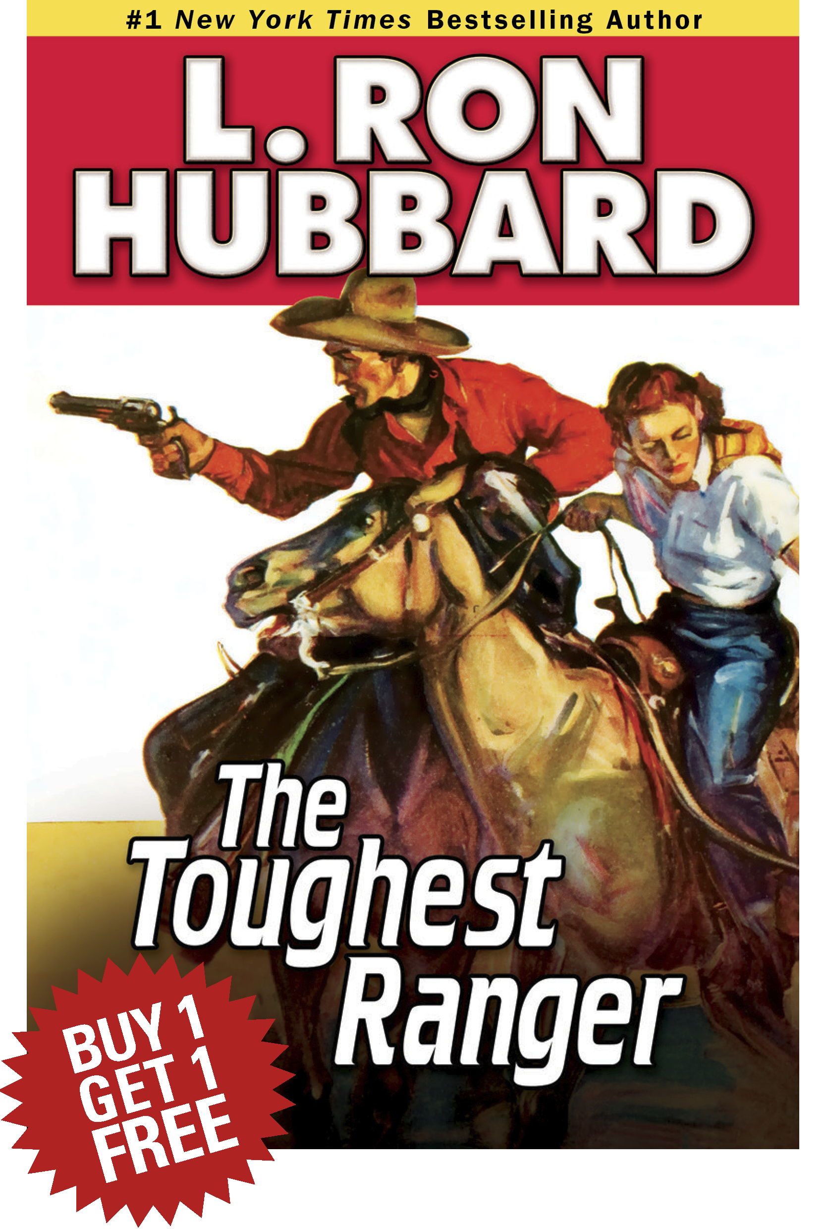 Toughest Ranger Book Offer