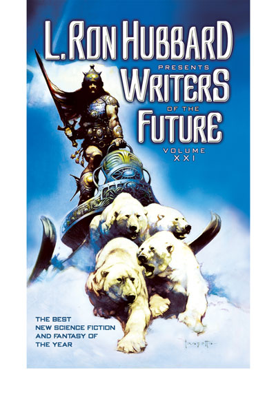 Writers of the Future Volume 21 mass market