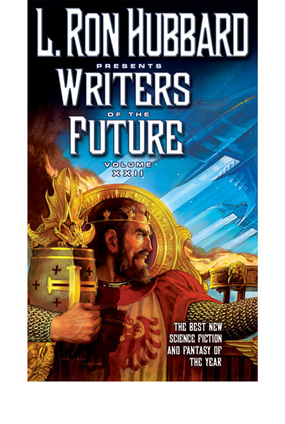 Writers of the Future Volume 22 mass market