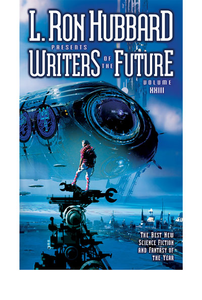 Writers of the Future Volume 23 mass market