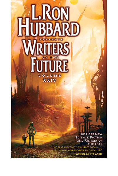 Writers of the Future Volume 24 mass market
