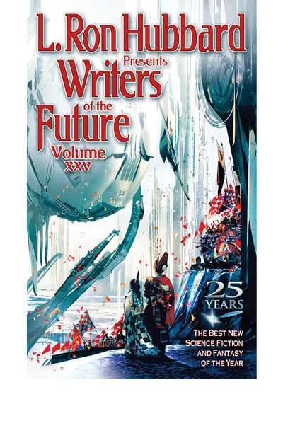 Writers of the Future Volume 25 mass market