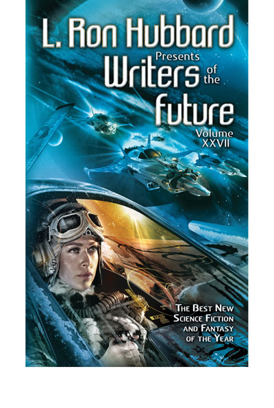 Writers of the Future Volume 27 mass market