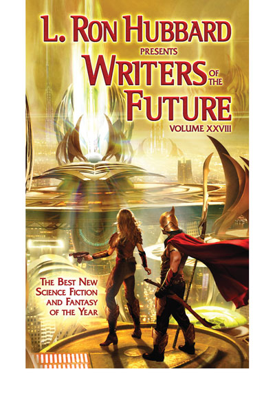 Writers of the Future Volume 28 mass market