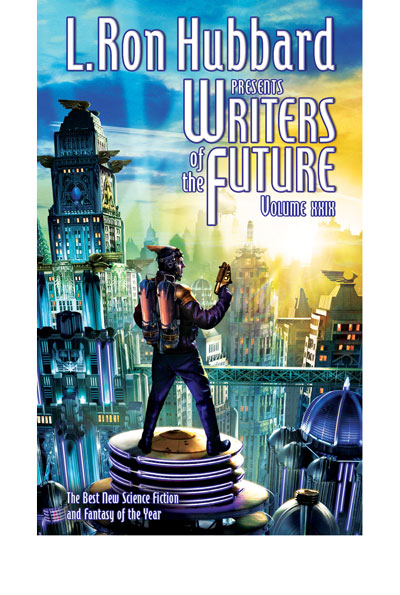 Writers of the Future Volume 29 mass market