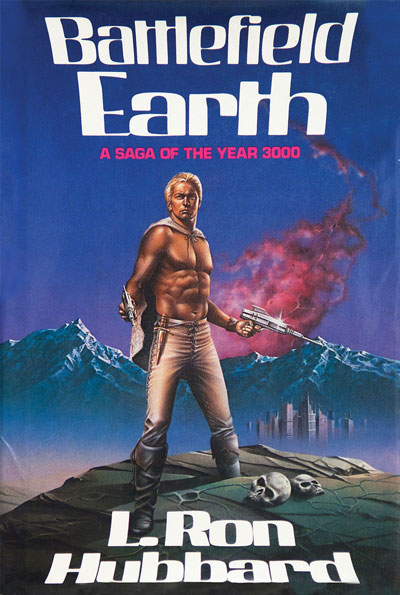 Battlefield Earth, First Edition