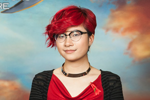Award-winning artist, Emily Siu