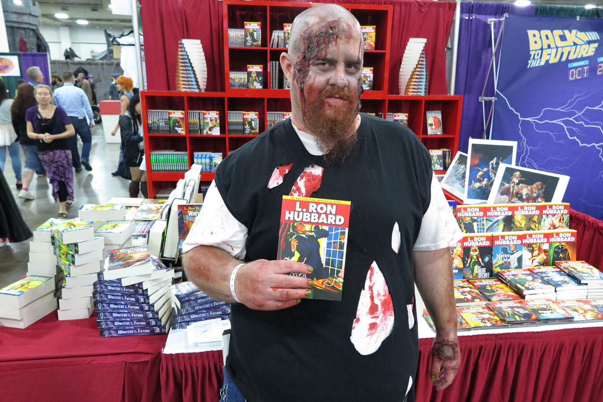 Dead Men Kill at Salt Lake Comic Con 2015