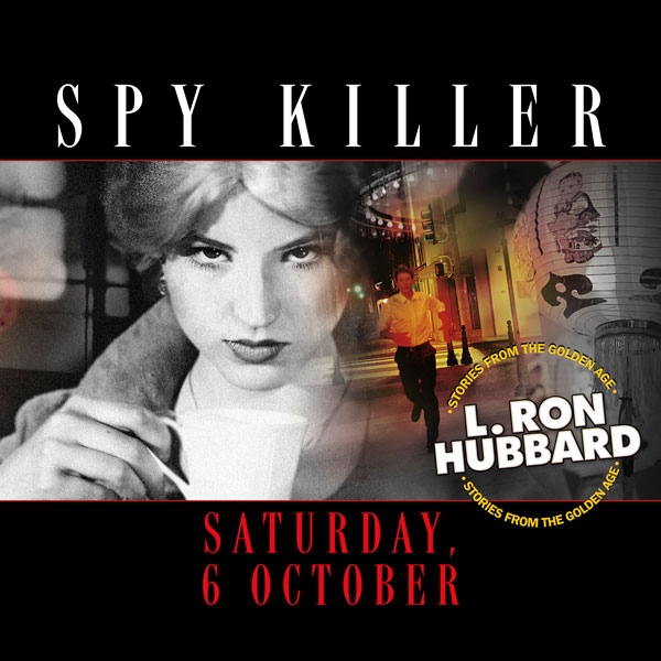 Spy Killer Theatre Banner