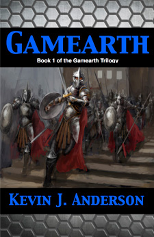 Gamearth book cover