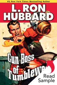 Gun Boss of Tumbleweed Sample