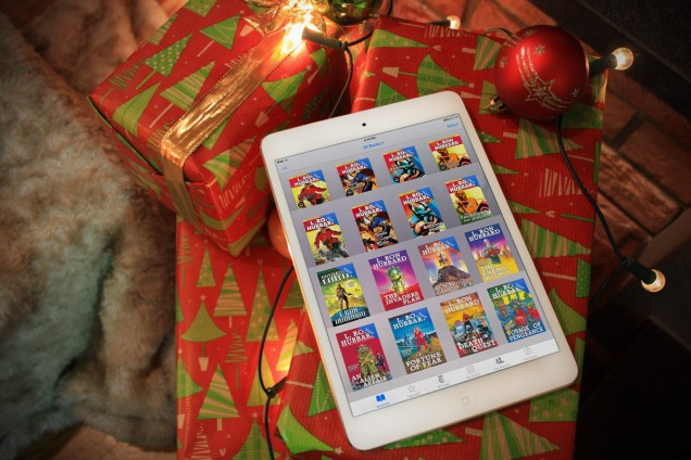 Holiday Galaxy iPad