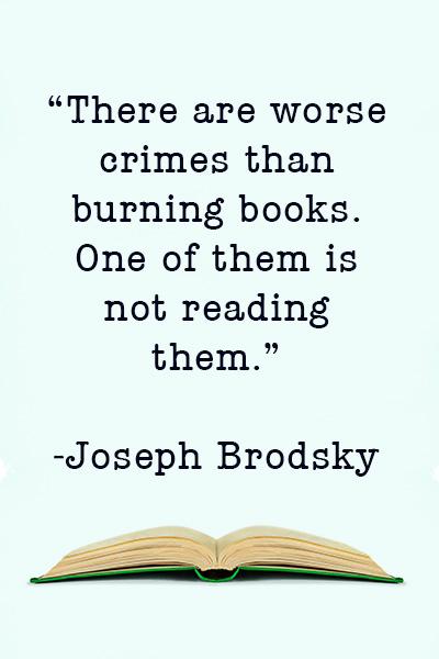 QuoteJoseph Brodsky