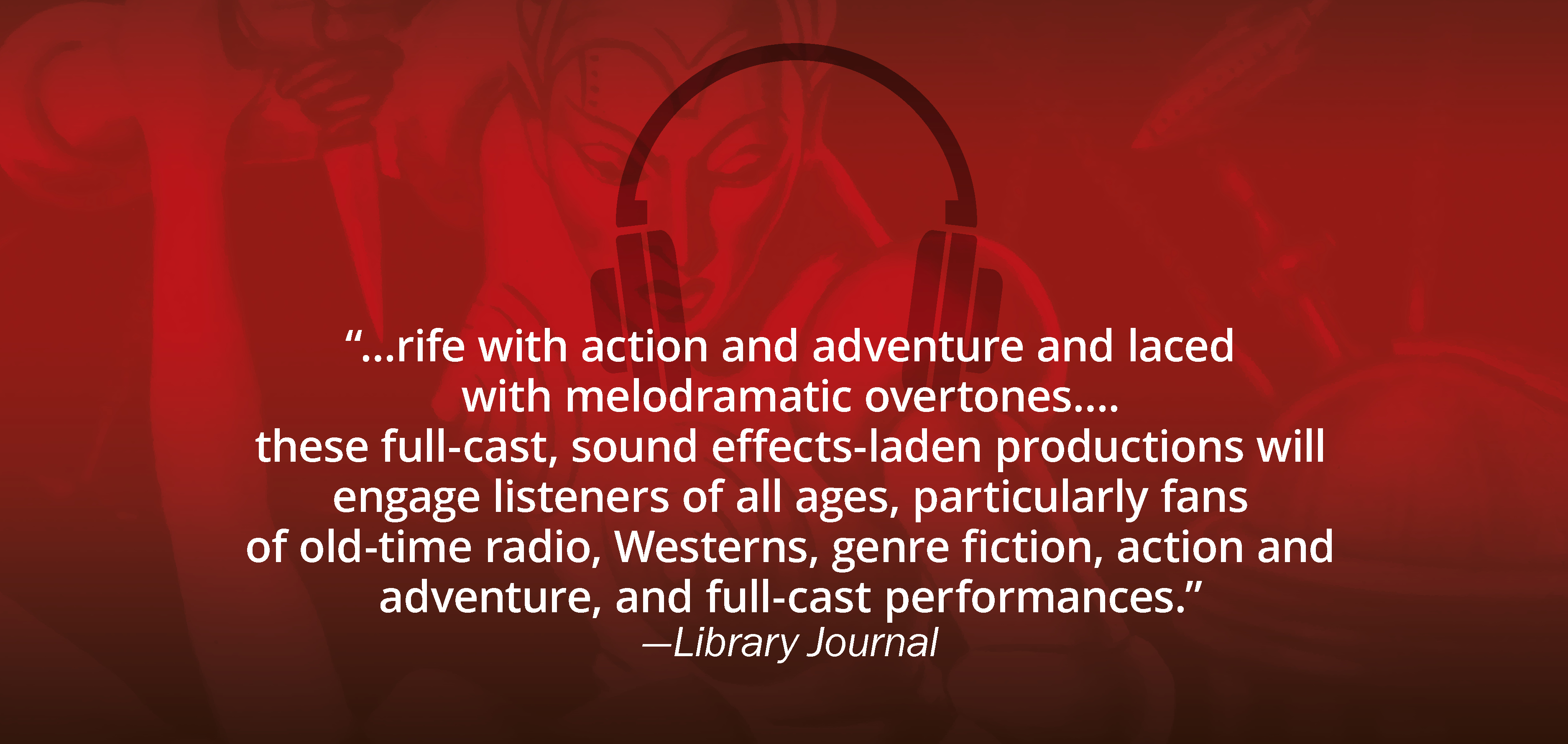 Quote from Library Journal