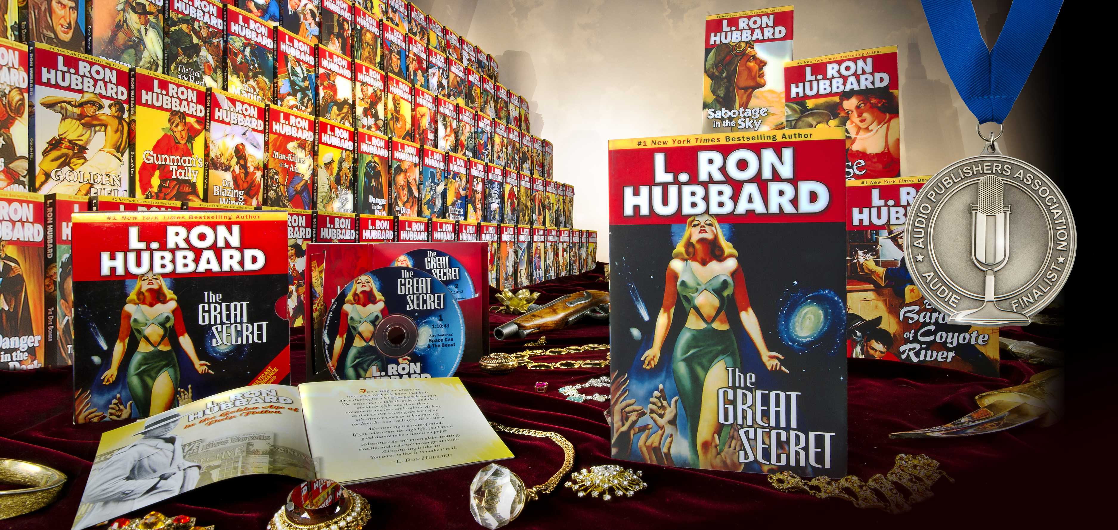 Stories from the Golden Age by L. Ron Hubbard