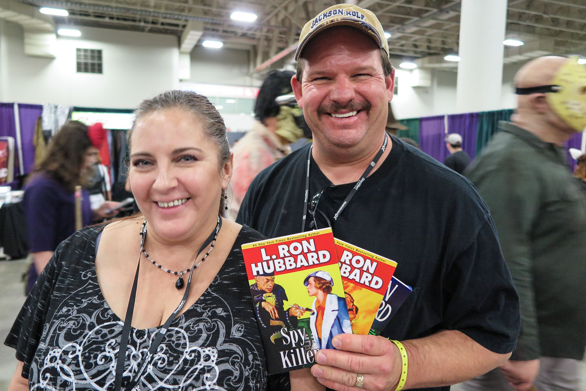 Fans at Salt Lake Comic Con 2015