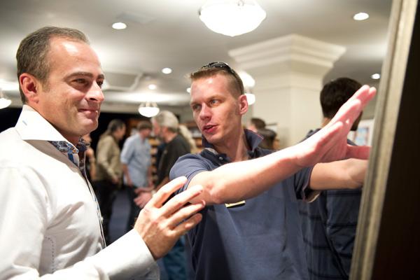 Steve Pantazis & Daniel Tyka
