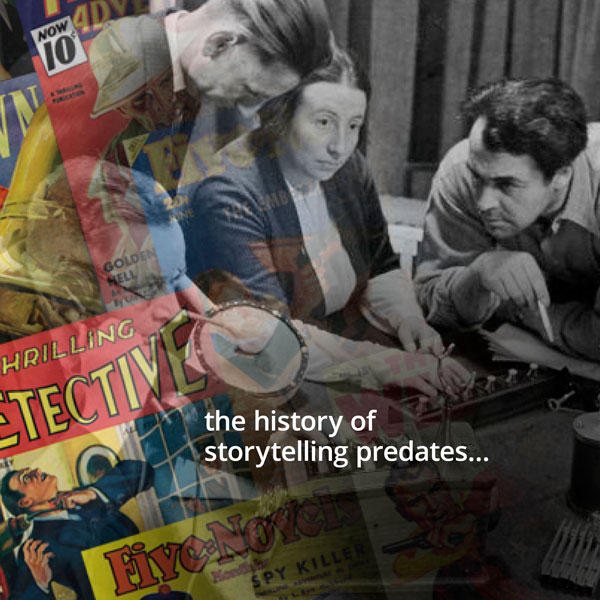 the history of storytelling predates ...